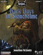 U01: Dark Days in Stoneholme