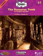 C07: The Sussurus Tomb