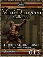 Mini-Dungeon #015: Torment at Torni Tower