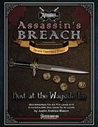 Assassin's Breach: Tavern Gambling Game
