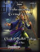 Cloak & Ballot Trilogy 2: False Honesty, Corrupt Virtue