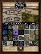 Map Pack Collection I (Fantasy Grounds)