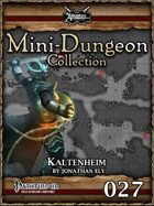 Mini-Dungeon #027: Kaltenheim