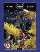 (5E) B04: The Cave Beast's Hoard