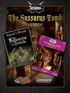 The Sussurus Tomb (print)  [BUNDLE]