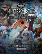 Winter's Roar: Monster Miniatures & Tokens