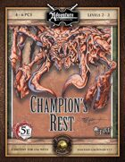 (5E) A03: Champion's Rest (Fantasy Grounds)