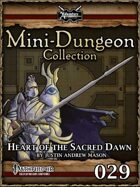 Mini-Dungeon #029: Heart of the Sacred Dawn