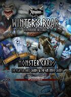 Winter's Roar: Vikmordere Bestiary (Monster Deck)