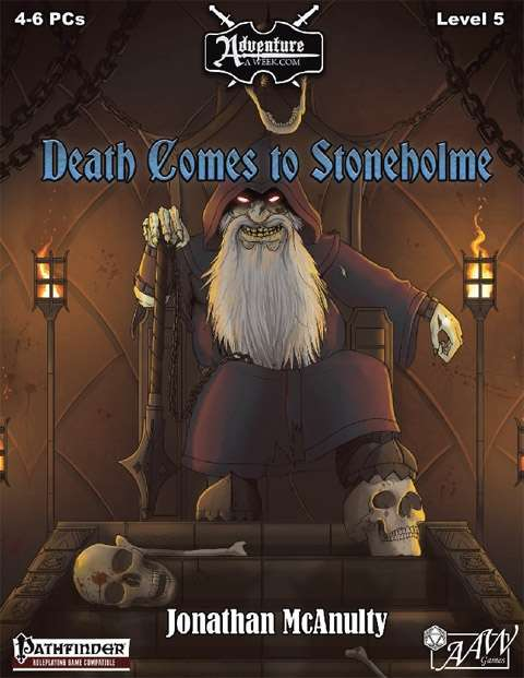 U03: Death Comes to Stoneholme