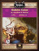 (5E) C02: Goblin Cave (Fantasy Grounds)