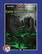 (5E) B09: Curse of the Full Moon