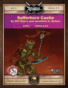 (5E) C03: Sufferhorn Castle (Fantasy Grounds)