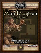Mini-Dungeon #002: Hobgoblin Lair (Fantasy Grounds)