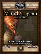 Mini-Dungeon #004: Summoner's Remorse (Fantasy Grounds)