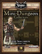 Mini-Dungeon #005: The Soularium (Fantasy Grounds)