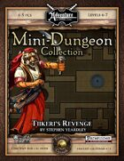 Mini-Dungeon #009: Tiikeri's Revenge (Fantasy Grounds)