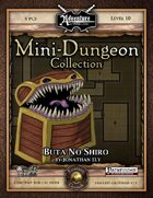 Mini-Dungeon #011: Buta No Shiro (Fantasy Grounds)