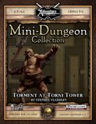 Mini-Dungeon #015: Torment at Torni Tower (Fantasy Grounds)