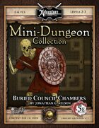 5E Mini-Dungeon #001: Buried Council Chambers (Fantasy Grounds)