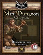 5E Mini-Dungeon #002: Hobgoblin Lair (Fantasy Grounds)