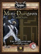 5E Mini-Dungeon #007: The Pententieyrie (Fantasy Grounds)