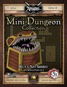 5E Mini-Dungeon #011: Buta No Shiro (Fantasy Grounds)