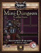 5E Mini-Dungeon #018: Neotomas' Paradise (Fantasy Grounds)