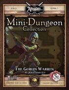 5E Mini-Dungeon #019: The Goblin Warren (Fantasy Grounds)