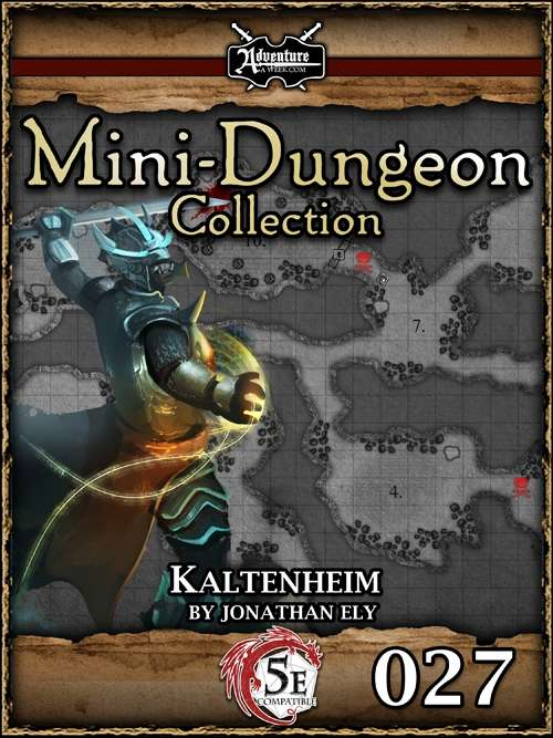 5E Mini-Dungeon #027: Kaltenheim