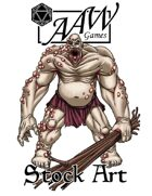 Stock Art: Ash Giant