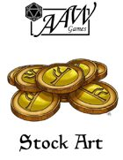 Stock Art: Coins