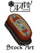 Stock Art: Comb