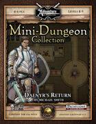 Mini-Dungeon #021: Daenyr's Return (Fantasy Grounds)