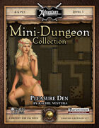 Mini-Dungeon #022: Pleasure Den (Fantasy Grounds)