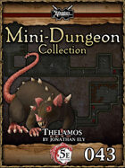 5E Mini-Dungeon #043: Thelamos