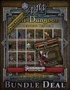 Mini-Dungeon Collection 2 (print)  [BUNDLE]