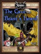 (5E) B04: The Cave Beast's Hoard (Fantasy Grounds)