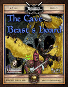 B04: The Cave Beast's Hoard (Fantasy Grounds)
