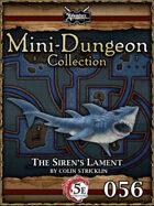 5E Mini-Dungeon #056: The Siren's Lament
