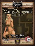 5E Mini-Dungeon #022: Pleasure Den (Fantasy Grounds)