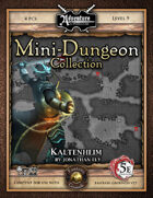 5E Mini-Dungeon #027: Kaltenheim (Fantasy Grounds)