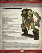 Monster of the Month #1: Basajaun (5E)