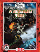 (5E) BASIC04: A Miraculous Time