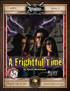 (5E) BASIC02: A Frightful Time (Fantasy Grounds)