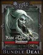 Rise of the Drow (PDF) [BUNDLE]