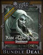 Rise of the Drow (PRINT) [BUNDLE]
