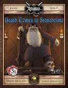(5E) U03: Death Comes to Stoneholme (Fantasy Grounds)
