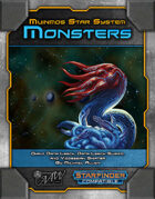 Star System Set: Muinmos -- Giant Data Leech, Data Leech Swarm, Viddessian Shifter (Monsters)
