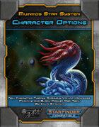 Star System Set: Muinmos -- Sideribus Volunt Wanderer, Primitive, Black Market Med-Tech (Character Themes)